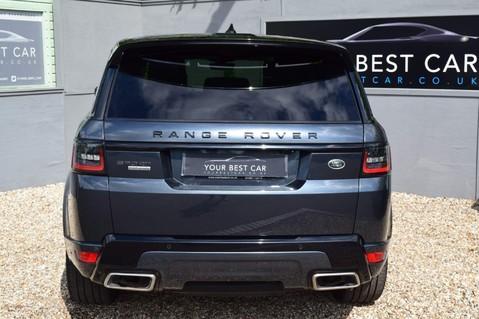 Land Rover Range Rover Sport SDV6 AUTOBIOGRAPHY DYNAMIC 13