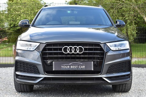 Audi Q3 TFSI BLACK EDITION 37