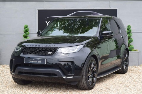 Land Rover Discovery TD6 HSE LUXURY 2