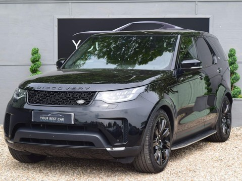 Land Rover Discovery TD6 HSE LUXURY