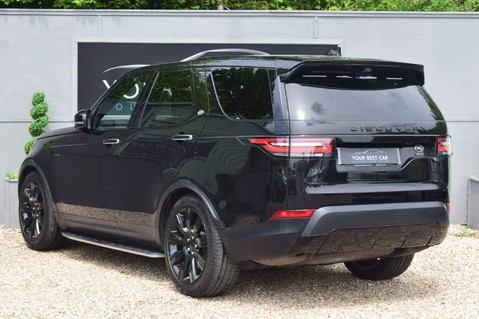 Land Rover Discovery TD6 HSE LUXURY 4