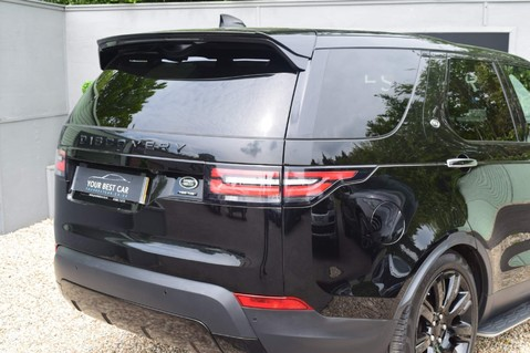 Land Rover Discovery TD6 HSE LUXURY 5