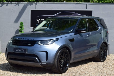 Land Rover Discovery SDV6 HSE 2