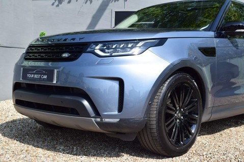 Land Rover Discovery SDV6 HSE 3