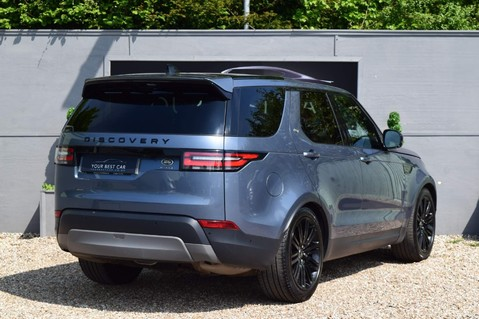 Land Rover Discovery SDV6 HSE 4