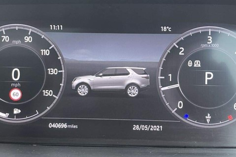 Land Rover Discovery SDV6 HSE 22