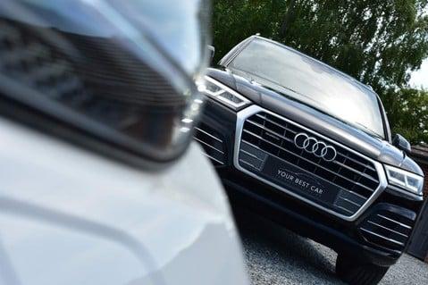 Audi Q5 TDI QUATTRO S LINE 19