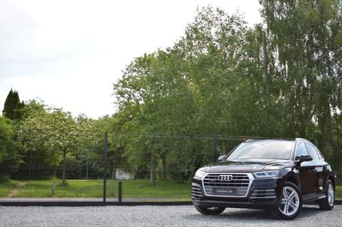 Audi Q5 TDI QUATTRO S LINE 36