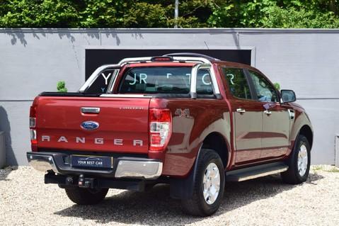Ford Ranger LIMITED 4X4 DCB TDCI 6