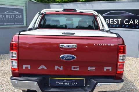 Ford Ranger LIMITED 4X4 DCB TDCI 7