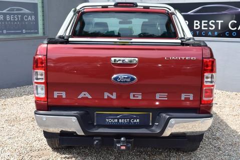 Ford Ranger LIMITED 4X4 DCB TDCI 8