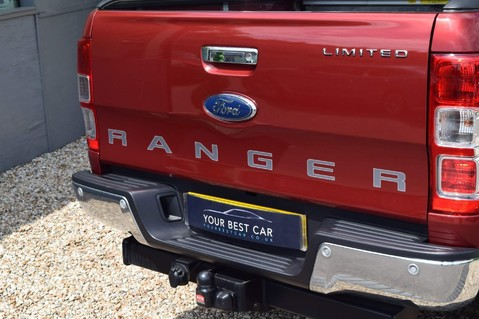 Ford Ranger LIMITED 4X4 DCB TDCI 14