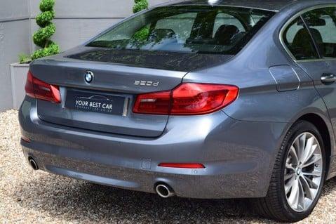 BMW 5 Series 520D SE 13