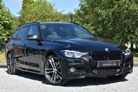 BMW 3 Series 335D XDRIVE M SPORT SHADOW EDITION TOURING