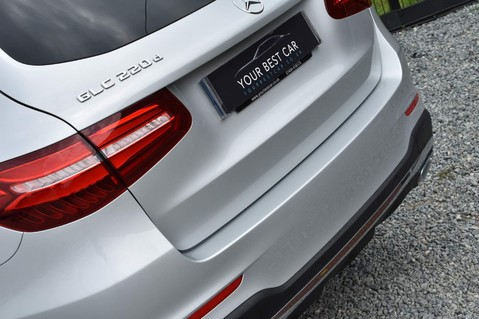 Mercedes-Benz GLC GLC 220 D 4MATIC AMG LINE PREMIUM 29