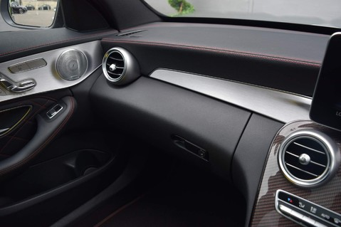 Mercedes-Benz C Class AMG C 63 S EDITION 1 25