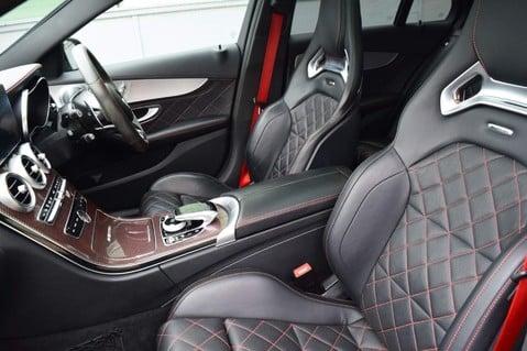 Mercedes-Benz C Class AMG C 63 S EDITION 1 27