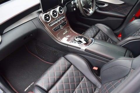 Mercedes-Benz C Class AMG C 63 S EDITION 1 32