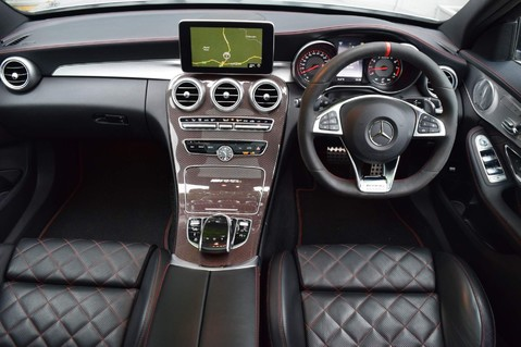 Mercedes-Benz C Class AMG C 63 S EDITION 1 35