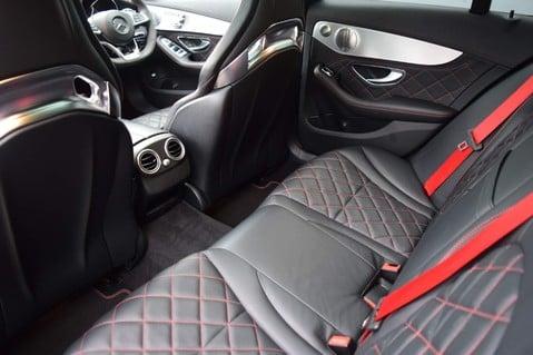Mercedes-Benz C Class AMG C 63 S EDITION 1 37