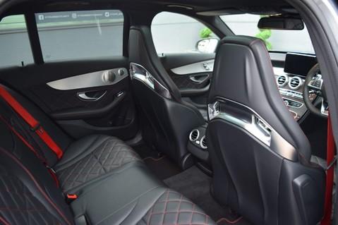 Mercedes-Benz C Class AMG C 63 S EDITION 1 39