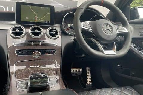 Mercedes-Benz C Class AMG C 63 S EDITION 1 58