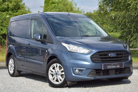 Ford Transit Connect 200 LIMITED TDCI 1