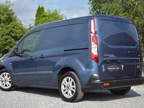 Ford Transit Connect 200 LIMITED TDCI