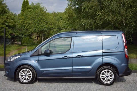 Ford Transit Connect 200 LIMITED TDCI 16