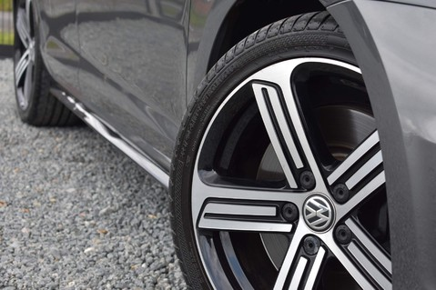 Volkswagen Golf R TSI DSG 18