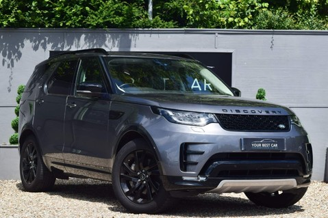 Land Rover Discovery 3.0 SD V6 HSE Auto 4WD (s/s) 5dr 1