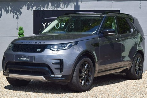 Land Rover Discovery 3.0 SD V6 HSE Auto 4WD (s/s) 5dr 2