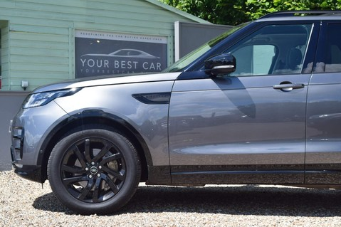 Land Rover Discovery 3.0 SD V6 HSE Auto 4WD (s/s) 5dr 6