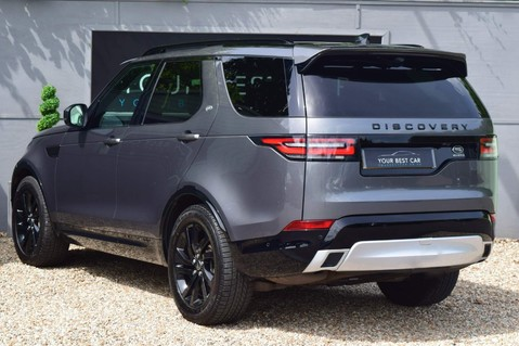 Land Rover Discovery 3.0 SD V6 HSE Auto 4WD (s/s) 5dr 10