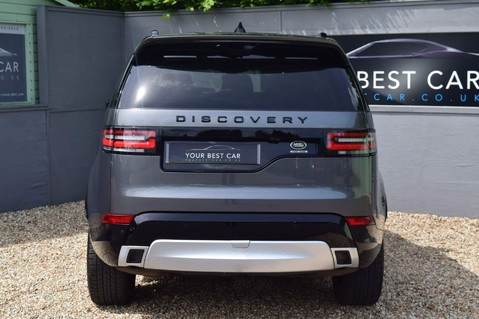 Land Rover Discovery 3.0 SD V6 HSE Auto 4WD (s/s) 5dr 11