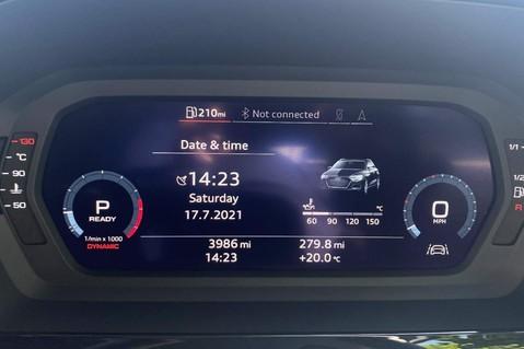 Audi S3 S3 TFSI QUATTRO 55