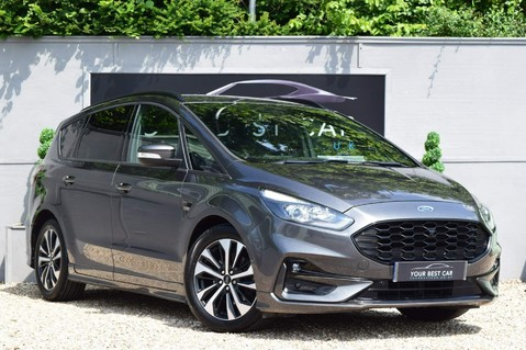 Ford S-Max ST-LINE 1