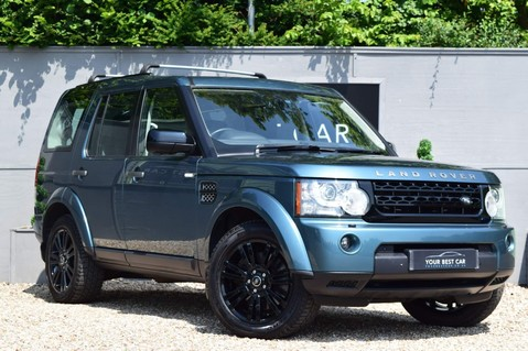Land Rover Discovery 4 TDV6 HSE 1