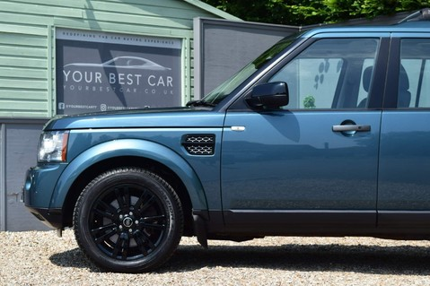 Land Rover Discovery 4 TDV6 HSE 5