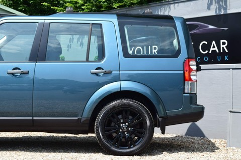 Land Rover Discovery 4 TDV6 HSE 6