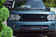 Land Rover Discovery 4 TDV6 HSE 8