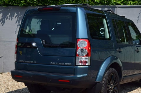 Land Rover Discovery 4 TDV6 HSE 11