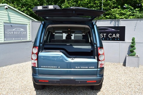 Land Rover Discovery 4 TDV6 HSE 13
