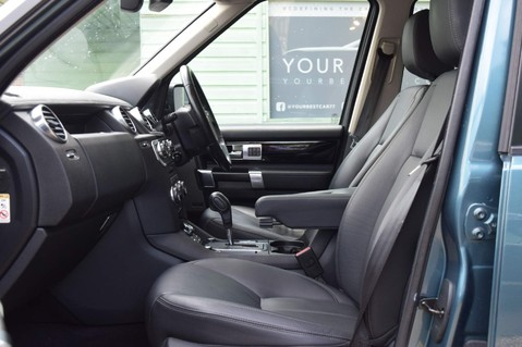 Land Rover Discovery 4 TDV6 HSE 21
