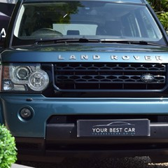 Land Rover Discovery 4 TDV6 HSE 2