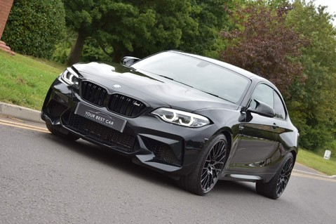 BMW M2 M2 COMPETITION 50
