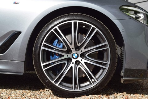 BMW 5 Series 540I XDRIVE M SPORT TOURING 7