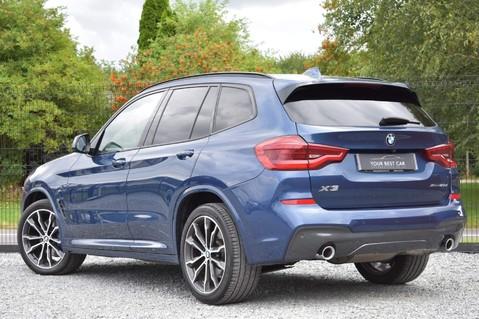 BMW X3 XDRIVE20D M SPORT 2