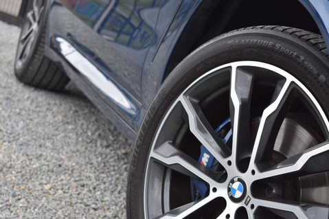BMW X3 XDRIVE20D M SPORT 23