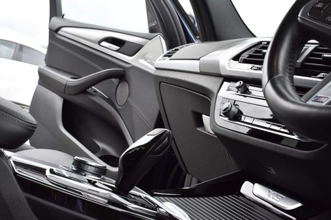 BMW X3 XDRIVE20D M SPORT 55